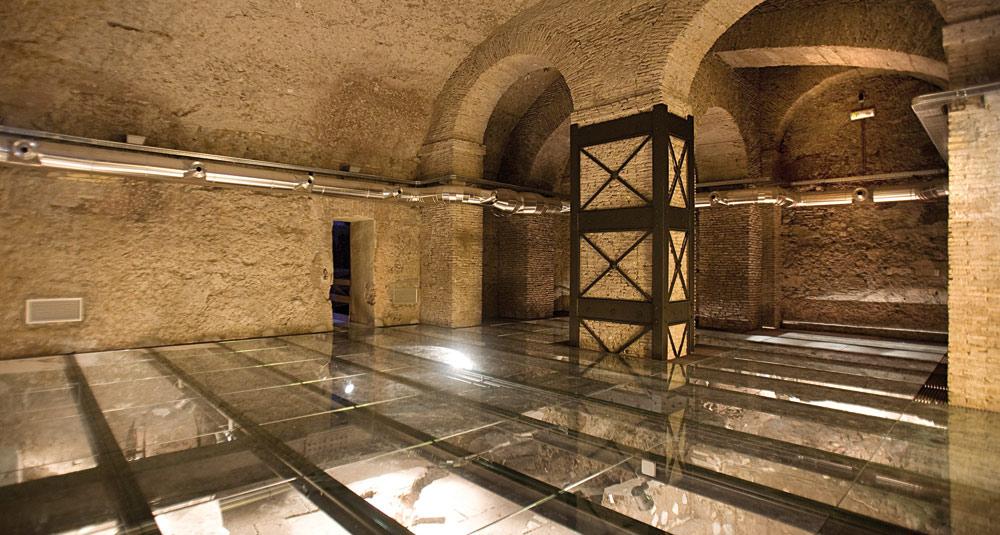 Le domus romane di palazzo valentini - Le 12 tavole romane ...